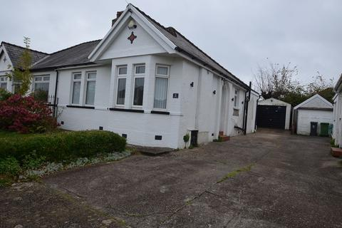 2 bedroom semi-detached bungalow to rent - Lydford Close, Cardiff, CF14 6BW