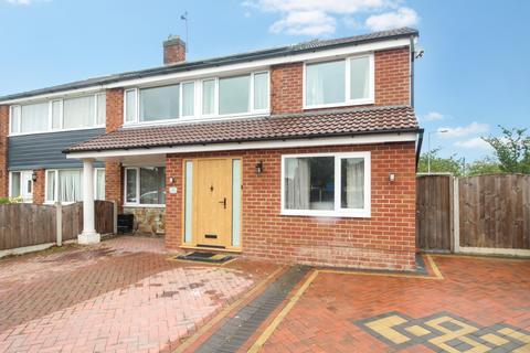 5 bedroom semi-detached house for sale - Haddon Road Heald Green, SK8 3HN