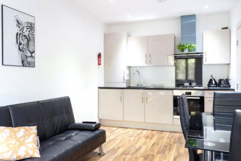 1 bedroom apartment to rent - Dores House, Cambridge Heath Road, London E1