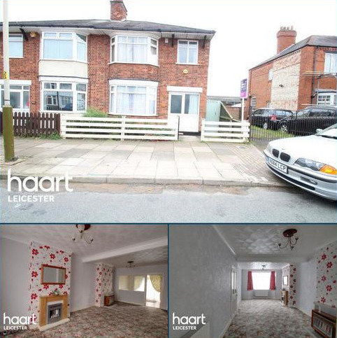 3 bedroom semi-detached house for sale - Milligan Road Aylestone Leicester