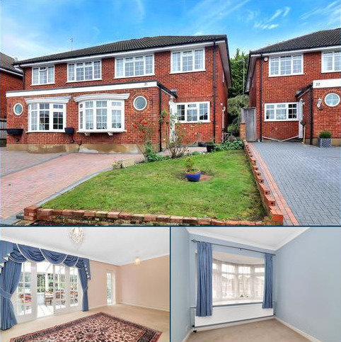 4 bedroom semi-detached house to rent - The Maltings, Hunton Bridge, Kings Langley, Hertfordshire, WD4