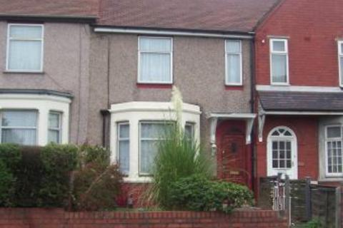 3 bedroom terraced house to rent - Burnaby Road, Radford, Coventry, West Midlands, CV6