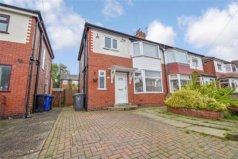3 bedroom semi-detached house for sale - Caister Avenue, Whitefield, Manchester, Greater Manchester, M45