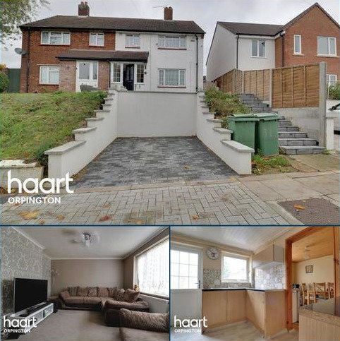 3 bedroom semi-detached house for sale - Petten Grove, Orpington