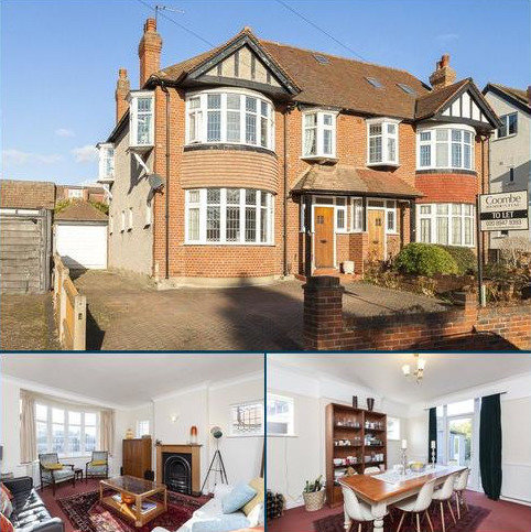 3 bedroom semi-detached house to rent - Buxton Drive, New Malden