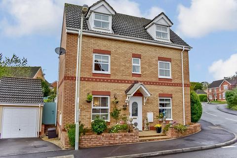 4 bedroom detached house for sale - Clos Henblas, Broadlands, Bridgend. CF31 5EU