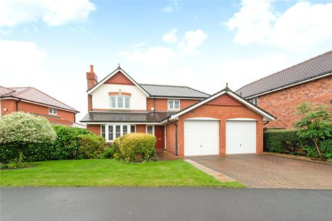 4 bedroom detached house for sale - Kingsbury Drive, Wilmslow, Cheshire, SK9