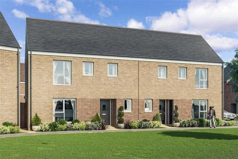 2 bedroom semi-detached house for sale - William Penn Way, Keepers Green, Chichester, West Sussex