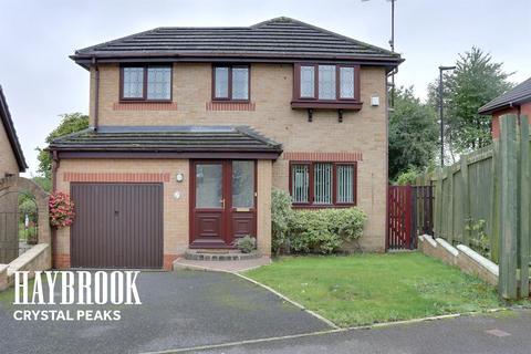 4 bedroom detached house for sale - Marsh Close, Mosborough