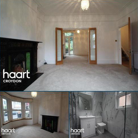 3 bedroom semi-detached house to rent - Chisholm Road, CR0