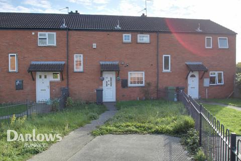 2 bedroom terraced house for sale - Rogerstone Close, Cardiff