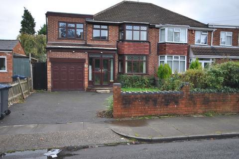 5 bedroom semi-detached house to rent - Livingstone Road, Kings Heath