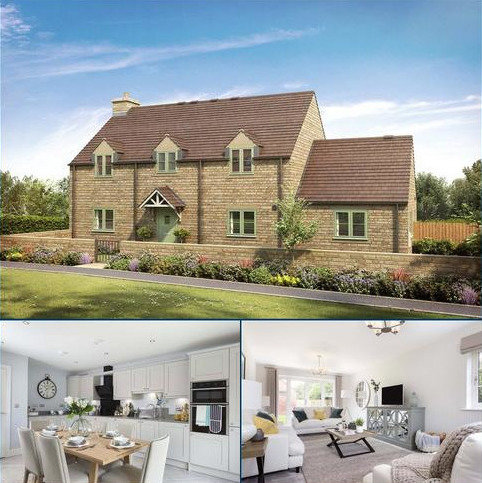 4 bedroom detached house for sale - 6 The Grange, Longborough, Moreton-in-Marsh, Gloucestershire, GL56