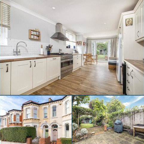 4 bedroom terraced house for sale - Swaffield Road, Wandsworth, London, SW18