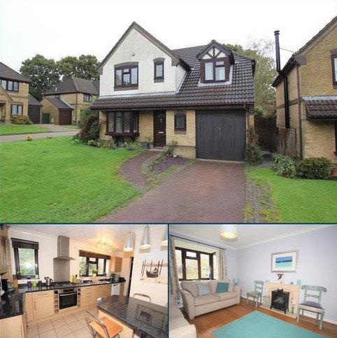 4 bedroom detached house for sale - Bay Tree Close, Heathfield