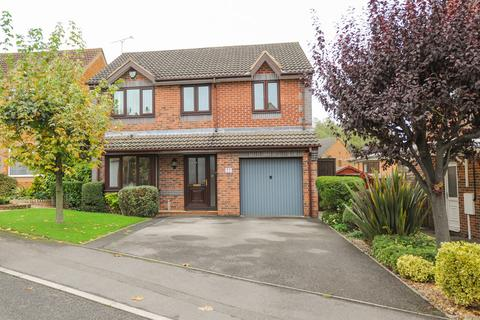 4 bedroom detached house for sale - Sparrowbusk Close, Barlborough, Chesterfield
