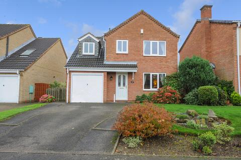 4 bedroom detached house for sale - Douglas Road, Tapton, Chesterfield