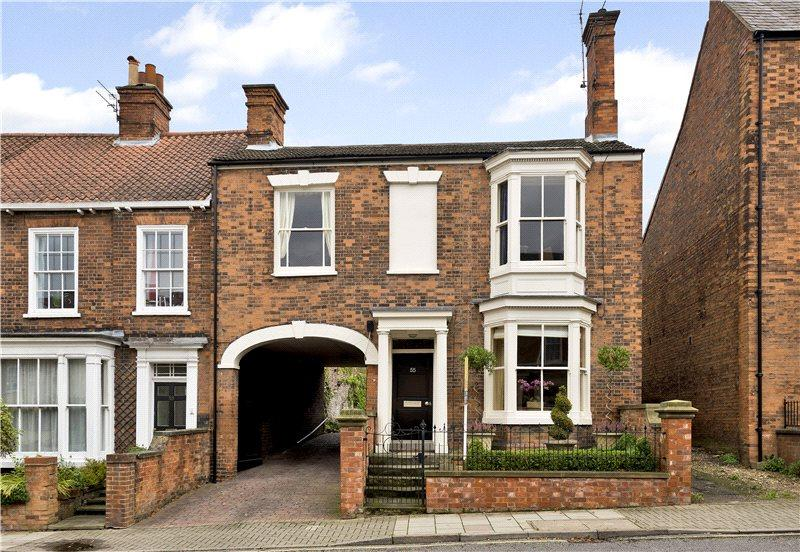 4 Bedrooms Unique Property for sale in Upgate, Louth, Lincolnshire, LN11