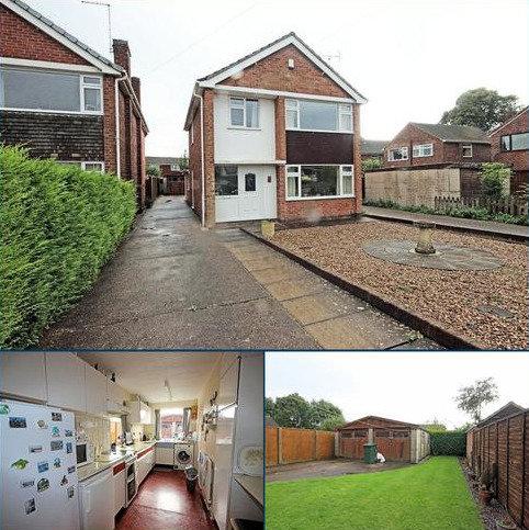 3 bedroom detached house for sale - Angrave Road, East Leake