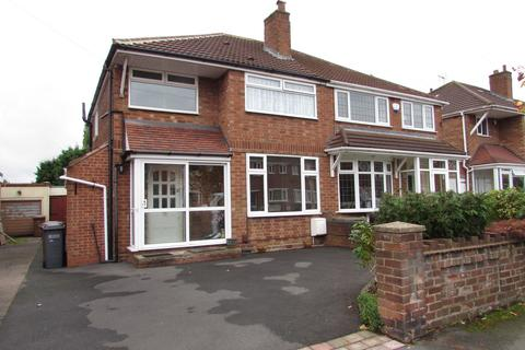 3 bedroom semi-detached house for sale - Ventnor Road, Solihull