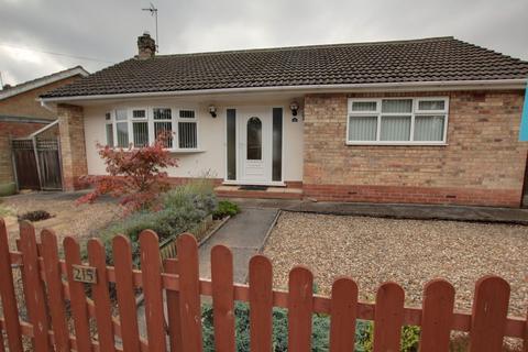 2 bedroom detached bungalow to rent - Queensbury Way, Swanland
