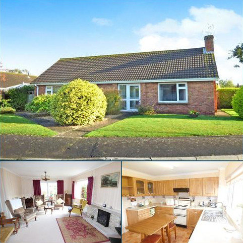 2 bedroom detached bungalow for sale - Longfield Close, Williton, Taunton, Somerset, TA4
