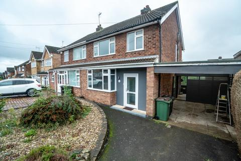 3 bedroom semi-detached house to rent - Bollington Road, Oadby, Leicester