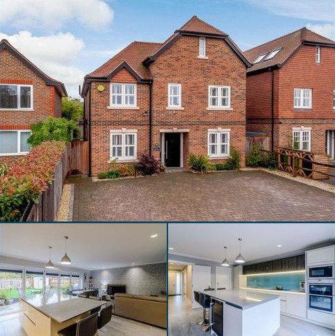 5 bedroom detached house for sale - Burpham, Guildford