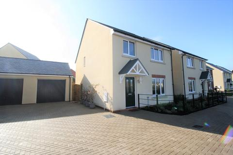 4 bedroom detached house for sale - Crabtree Close, Cranbrook