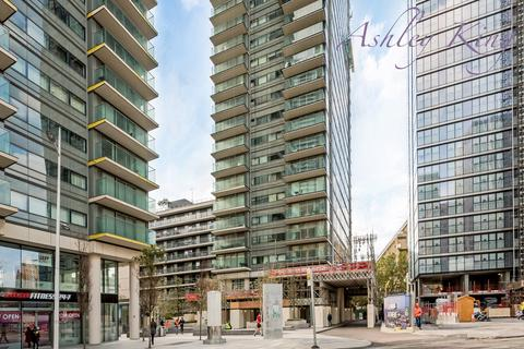 2 bedroom barn conversion to rent - Landmark West Tower, Marsh Wall, London