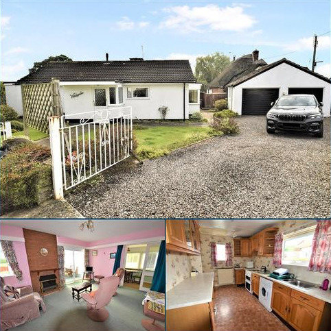 2 bedroom detached bungalow for sale - Old Jaycroft, Willand, Cullompton, Devon, EX15