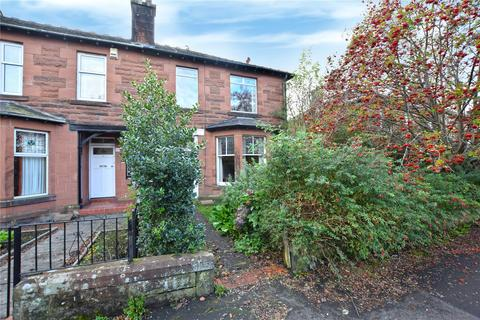 3 bedroom terraced house for sale - Essex Drive, Jordanhill, Glasgow