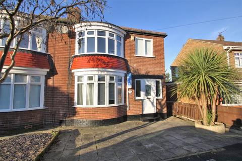3 bedroom semi-detached house for sale - Windermere Road, Grangefield, Stockton, TS18 4LY