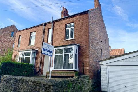 3 bedroom semi-detached house for sale - 14 Roxby Terrace, Thornton le Dale YO18 7TN