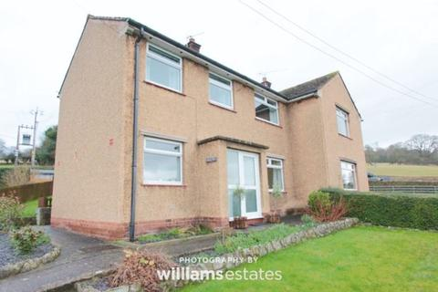 2 bedroom semi-detached house for sale - Maes Y Felin, Llanrhaeadr