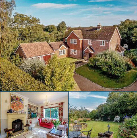 5 bedroom detached house for sale - Hatherden Lane, Hatherden, Andover, Hampshire