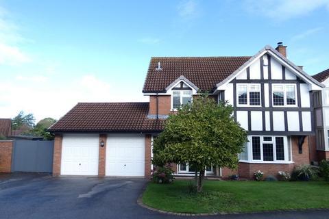 4 bedroom detached house for sale - Saxton Drive, Four Oaks