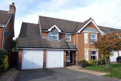 4 bedroom detached house for sale - Bradwell Croft, Four Oaks