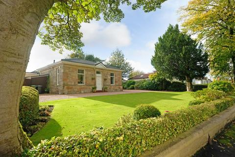 3 bedroom detached bungalow for sale - The Lodge House, 7 Manse Road, Bearsden, G61 3PT