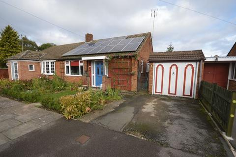 2 bedroom semi-detached bungalow for sale - Braceby Close, Luton