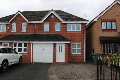 3 bedroom semi-detached house for sale - Puppy Green, Tipton