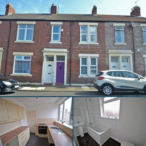 3 bedroom apartment to rent - Waldo Street, North Shields