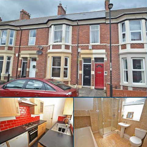 2 bedroom apartment to rent - Belford Terrace, North Shields