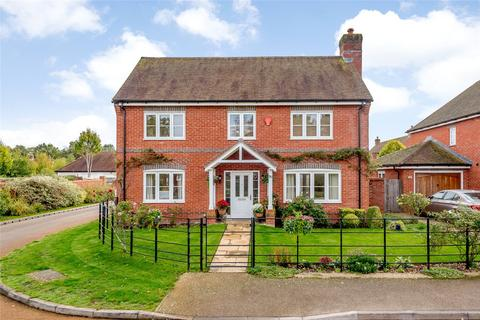 4 bedroom detached house for sale - Mortons Lane, Upper Bucklebury, Reading, RG7