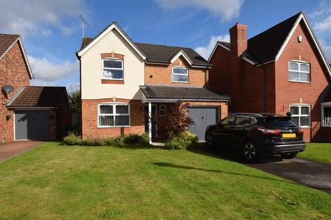3 bedroom detached house for sale - Chatteris Park, Sandymoor