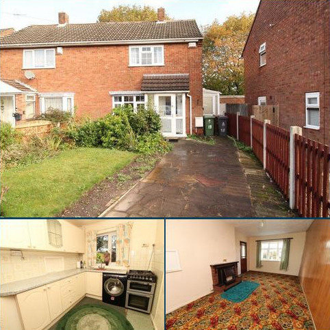 2 bedroom semi-detached house for sale - Fullelove Road, Brownhills