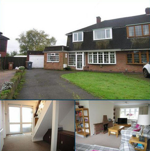3 bedroom semi-detached house for sale - Suffolk Grove, Aldridge