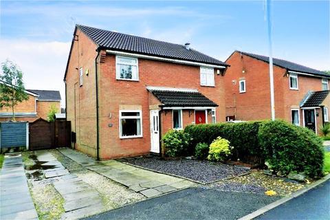 2 bedroom semi-detached house for sale - St Bridgets Close, Fearnhead, Warrington, WA2 0EP