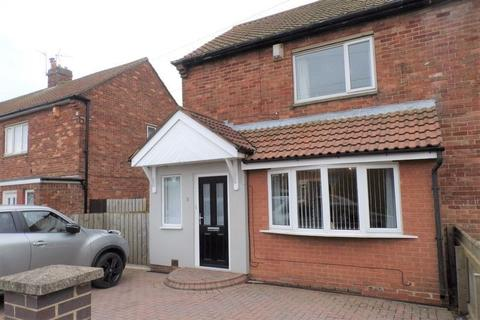 2 bedroom semi-detached house for sale - Moor View, Camperdown, Newcastle Upon Tyne