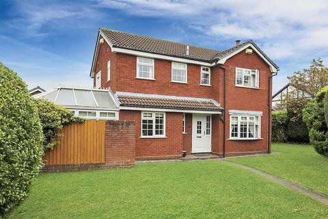 4 bedroom detached house for sale - Middlefield, Gnosall